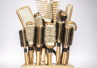 Collection brosses et peignes D&F