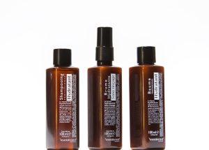 Trio Hydratation soin cheveux végétalement Provence