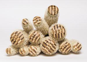 Brosses céramiques ioniques Delabre & Faraco Inspire by VP
