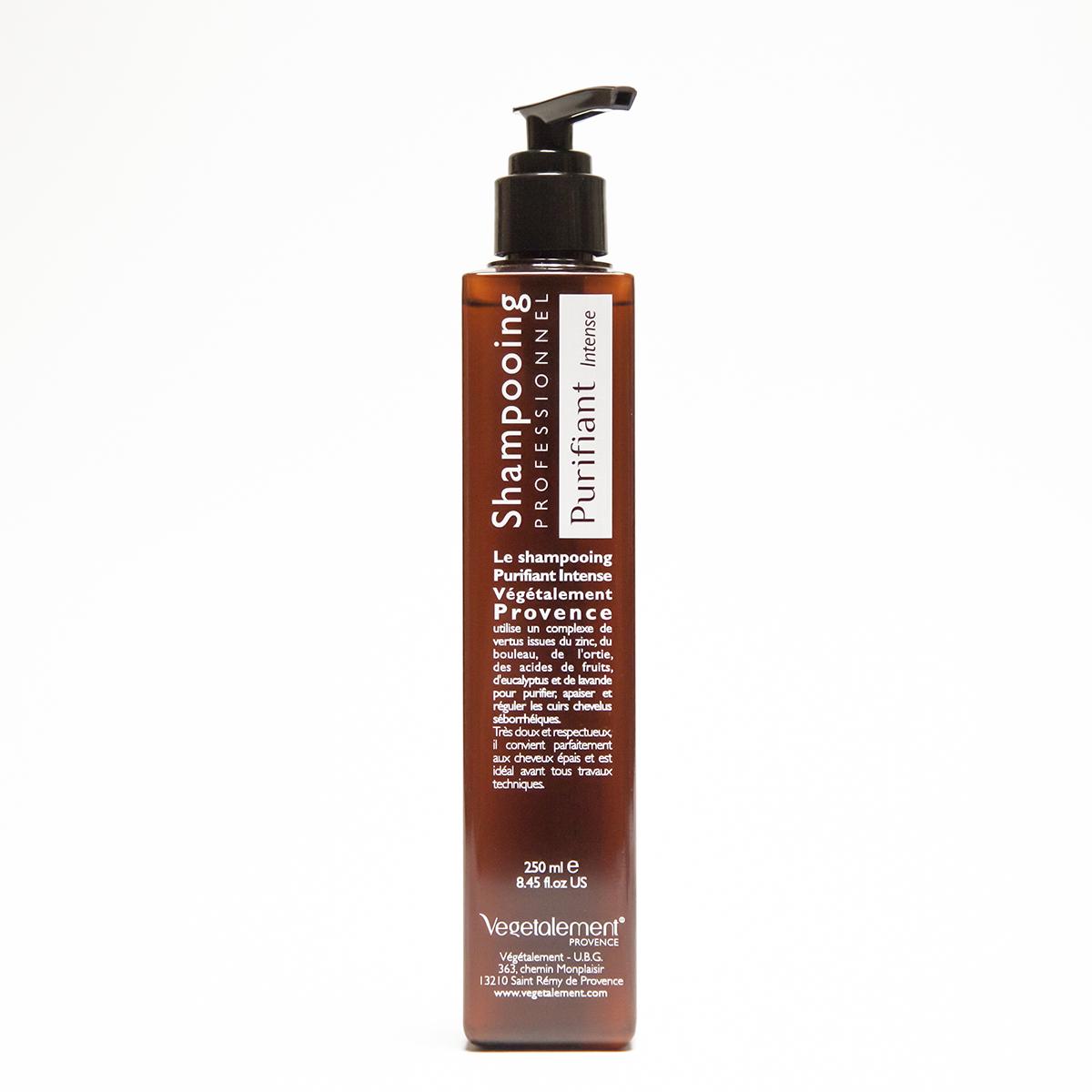 Shampooing Purifiant Intense