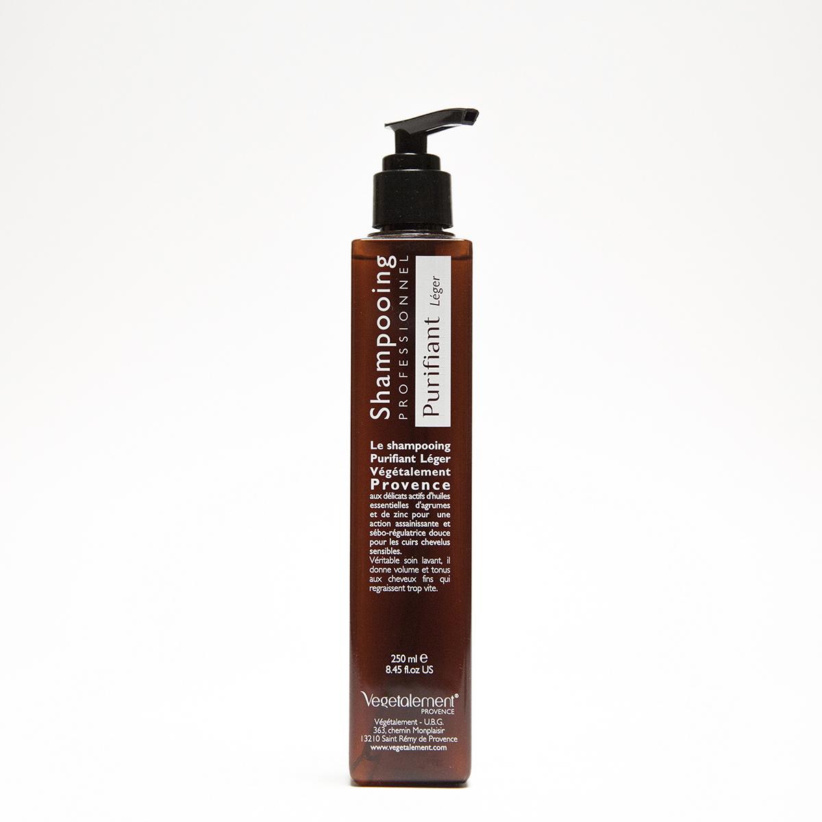 Shampooing Purifiant Léger