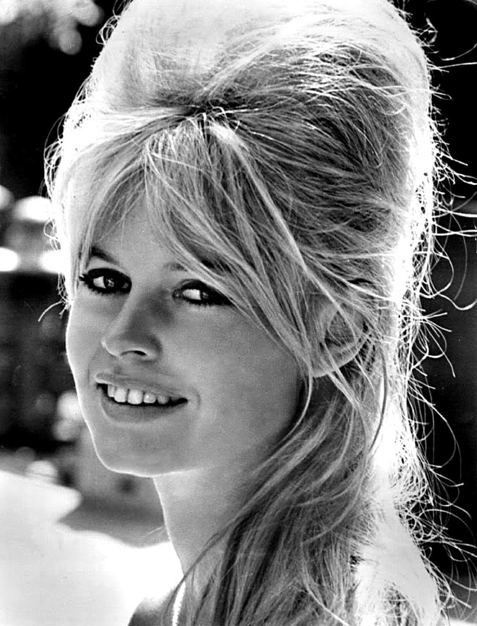 Inspiration : cinq blonds iconiques Brigitte Bardot