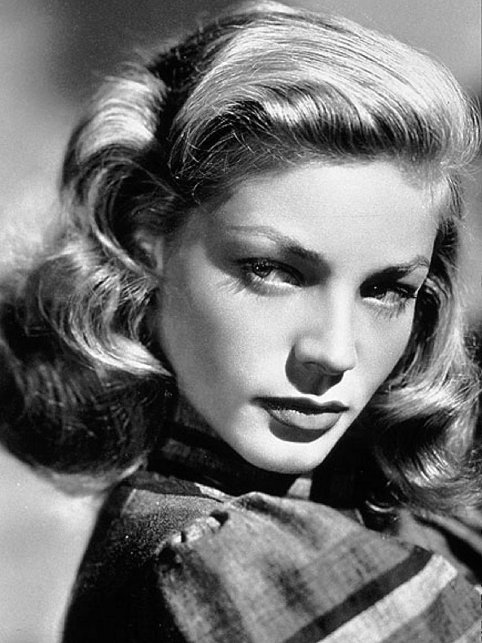 Inspiration : cinq blonds iconiques Lauren Bacall