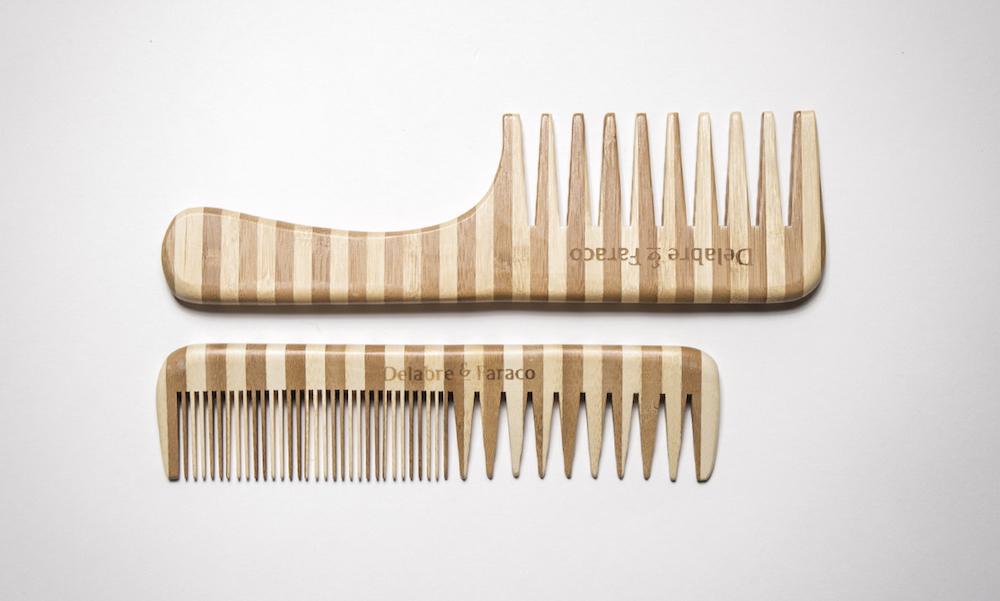 peignes bois bambou delabre faraco