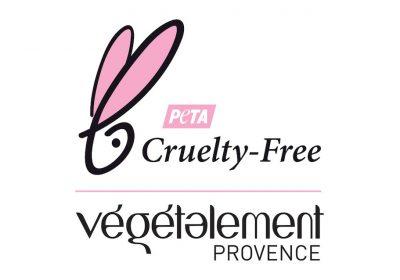 Végétalement Provence marque cruelty free listé par la PETA