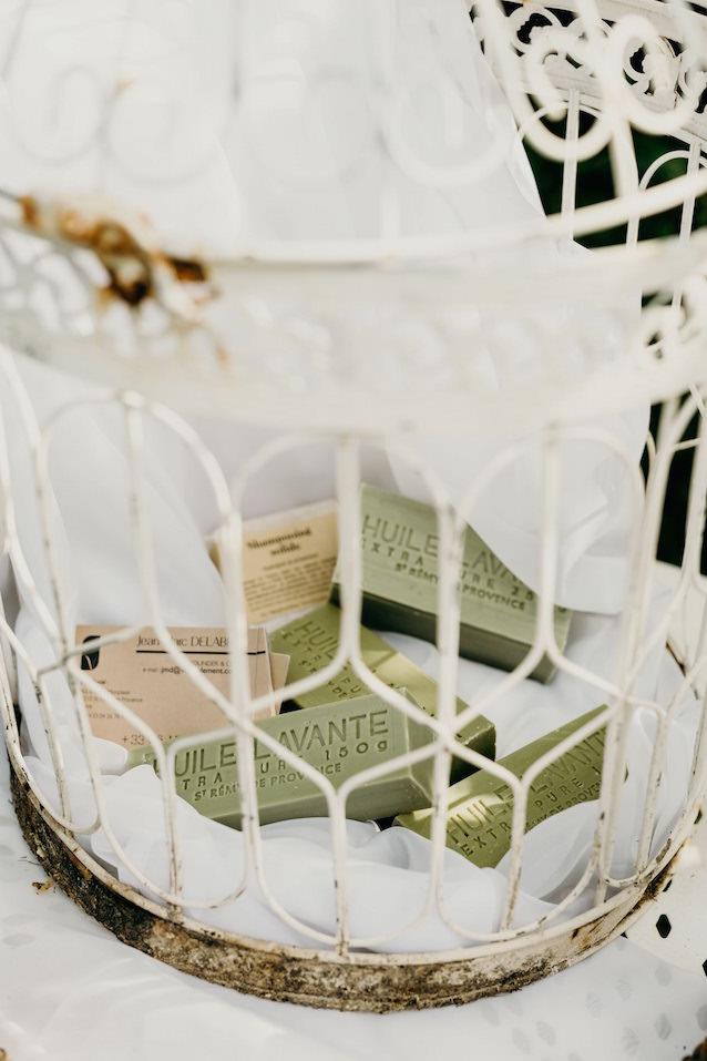 Mariage : cadeaux écologique pour vos invités avec Végétalement Provence