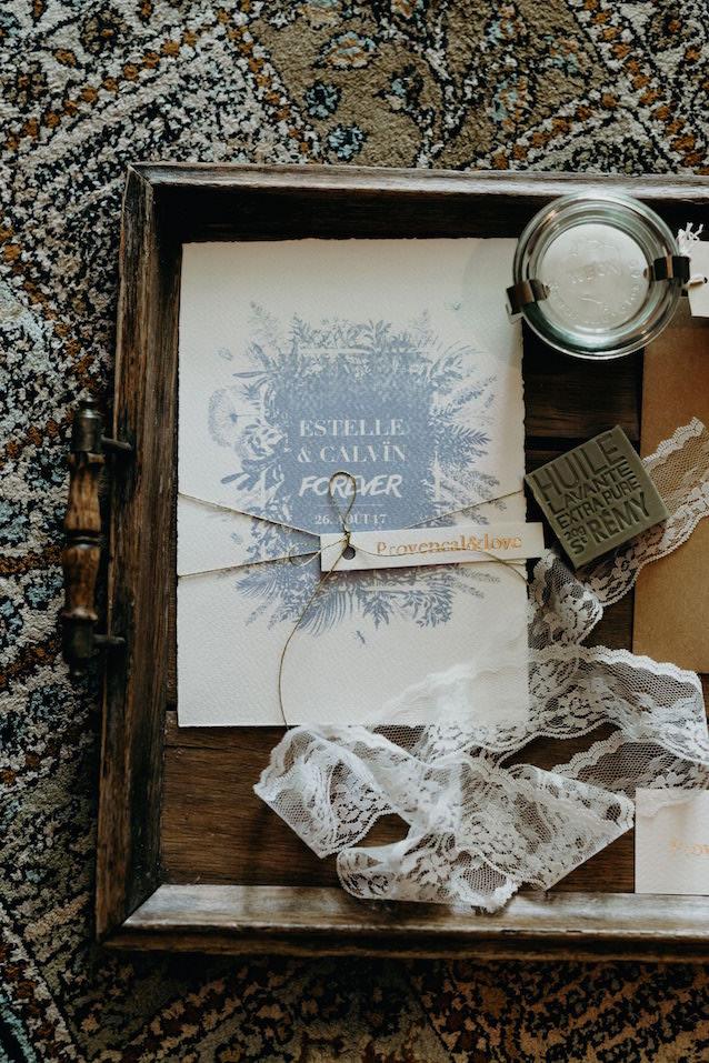Wedding green : cadeaux écolo pour vos invités avec Végétalement Provence