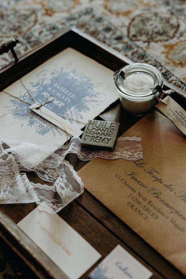 Wedding Green : cadeaux pour vos invités avec Végétalement Provence