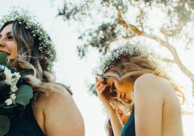 Coiffure de mariée par Végétalement Provence
