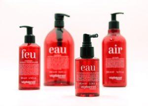 Spa du cheveu concept curatif pour cuirs chevelus par Végétalement Provence
