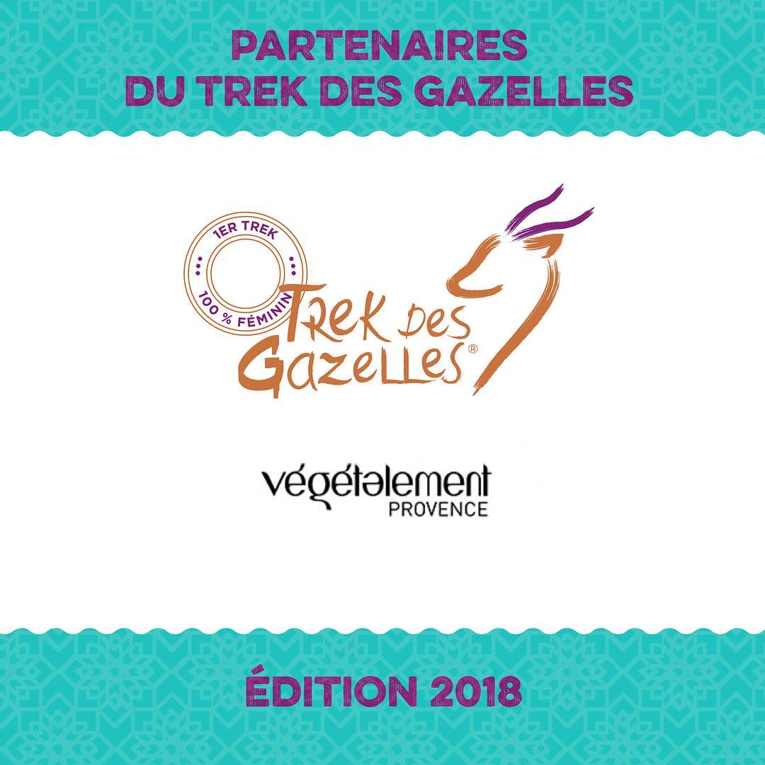 Végétalement Provence partenaire du trek 100% féminin des gazelles