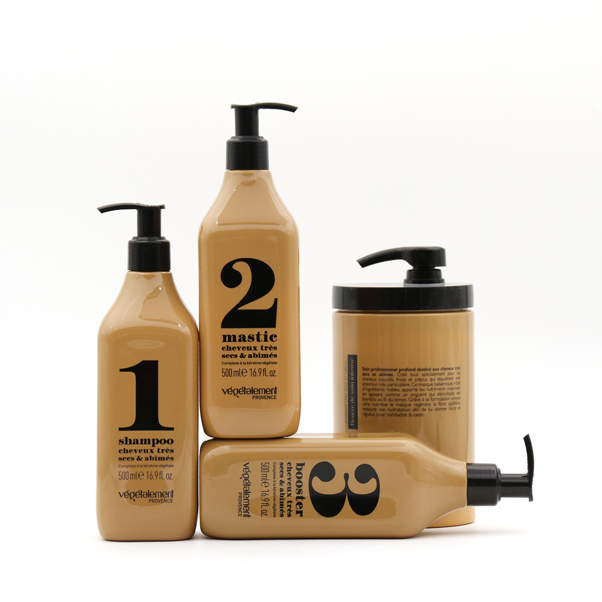 Protocole de soin professionnel à la kératine végétale pour cheveux afro by Végétalement Provence