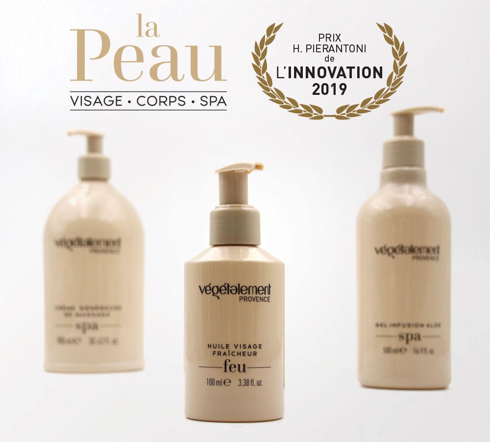 La Peau par Végétalement Provence : prix de l'innovation 2019