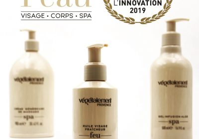La Peau - award de l'Innovation 2019