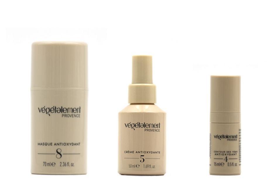 Gamme antioxydant visage végétalement provence cosmétique alternative