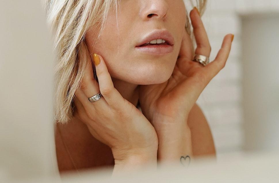 Auto-massage visage Végétalement provence