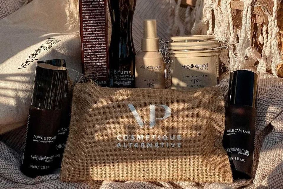 Vacances beauté eco-responsable cosmetique alternative Végétalement Provence